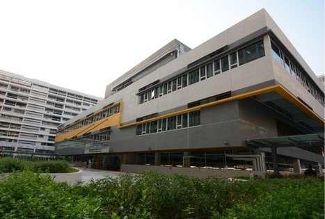 "Technical video of the""Design and Construction of Redevelopment of Kwai Chung Hospital (Phase 1)"""
