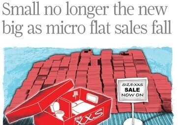 Small no longer the new big as micro flat sales fall