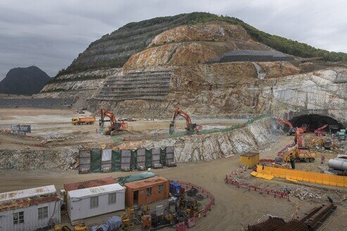 Site Formation and Infrastructure Works for Development of Anderson Road Quarry Site